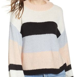 BP. Striped Sweater